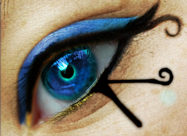 the eye ra