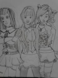 Monster High...?!
