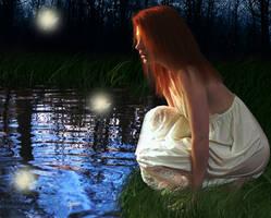 Fireflies... by ThornErose