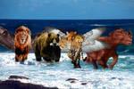 The 4 Beast of Daniel