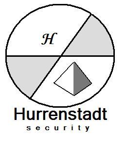 Hurrenstadt logo by EdwardSpaghetti