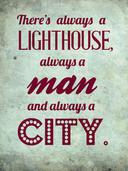 Always - Bioshock Infinite Quote.