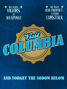 Visit Columbia - Bioshock Infinite