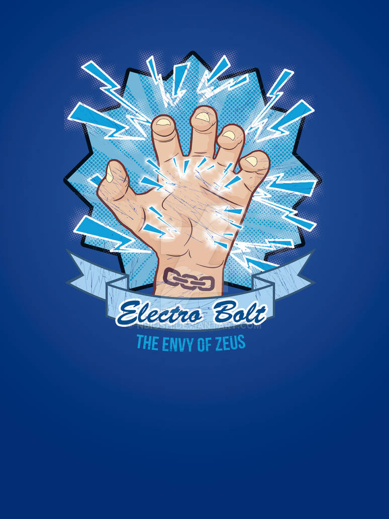 Electro Bolt, the Envy of Zeus - Bioshock plasmids