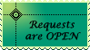 Requests open by axeL-zeck
