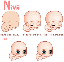 Nivii Base -edit- by elix3