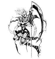 Hisoka by Mechoidyll