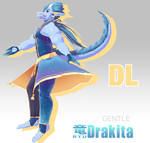 Drakita Ryu GENTLE(RyuD)+DL