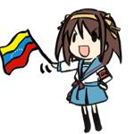 Viva Venezuela by Brujitaloveskurama