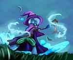 Casting some spells