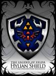 Hyrule Shield, Legend of Zelda