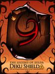 Deku Shield, Legend of Zelda