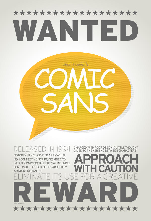 SchoolComp: Poster2-Comic Sans