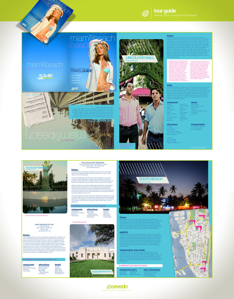 School Project Travel Guide By Angelaacevedo