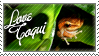 Stamp: Love Coqui