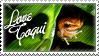 Stamp: Love Coqui by angelaacevedo