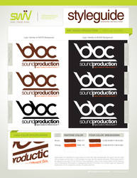 Style Guide: BBC Sound Prod by angelaacevedo