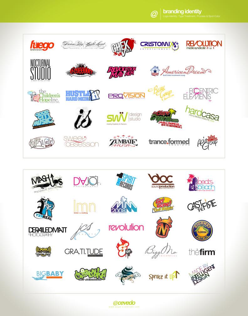 Type Treatment Logo Logo Type Logo Typetreatment