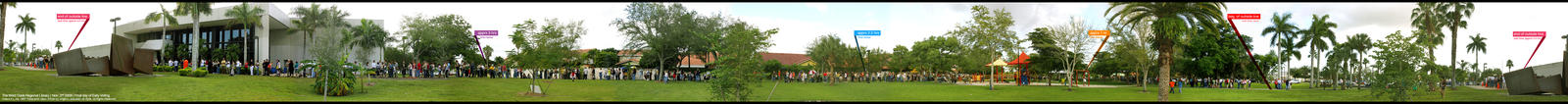 Early Voting Day-360 View by angelaacevedo