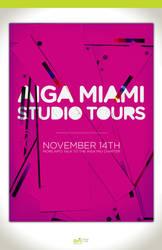 Poster: AIGA Tour Teaser by angelaacevedo