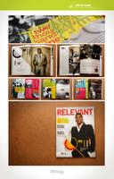 Editorial: Relevant Mag-Spread by angelaacevedo