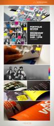 Portfolio Review - Campaign by angelaacevedo