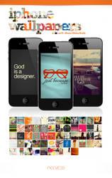 iPhone 4 Wallpaper - Set 3 by angelaacevedo