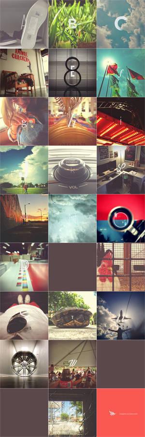Instagram Series: Alphabet