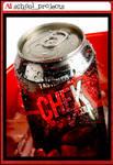 School Project: Soda Mockup