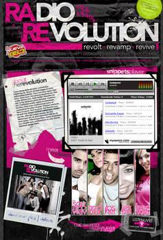 Myspace - Radio Revolution by angelaacevedo