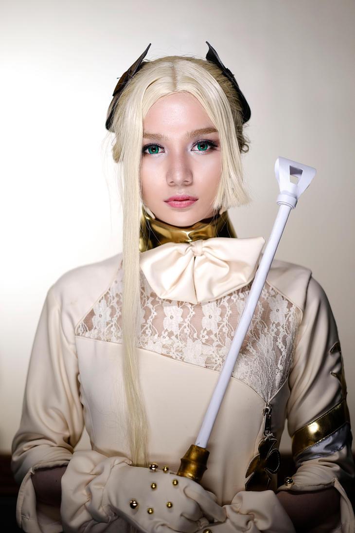commander cosplay automata Nier