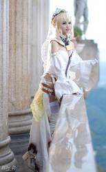 Nero Claudius (Saber Bride) by andygoyap
