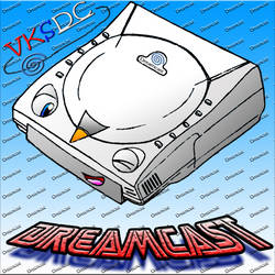 Dreamcast by vksDC