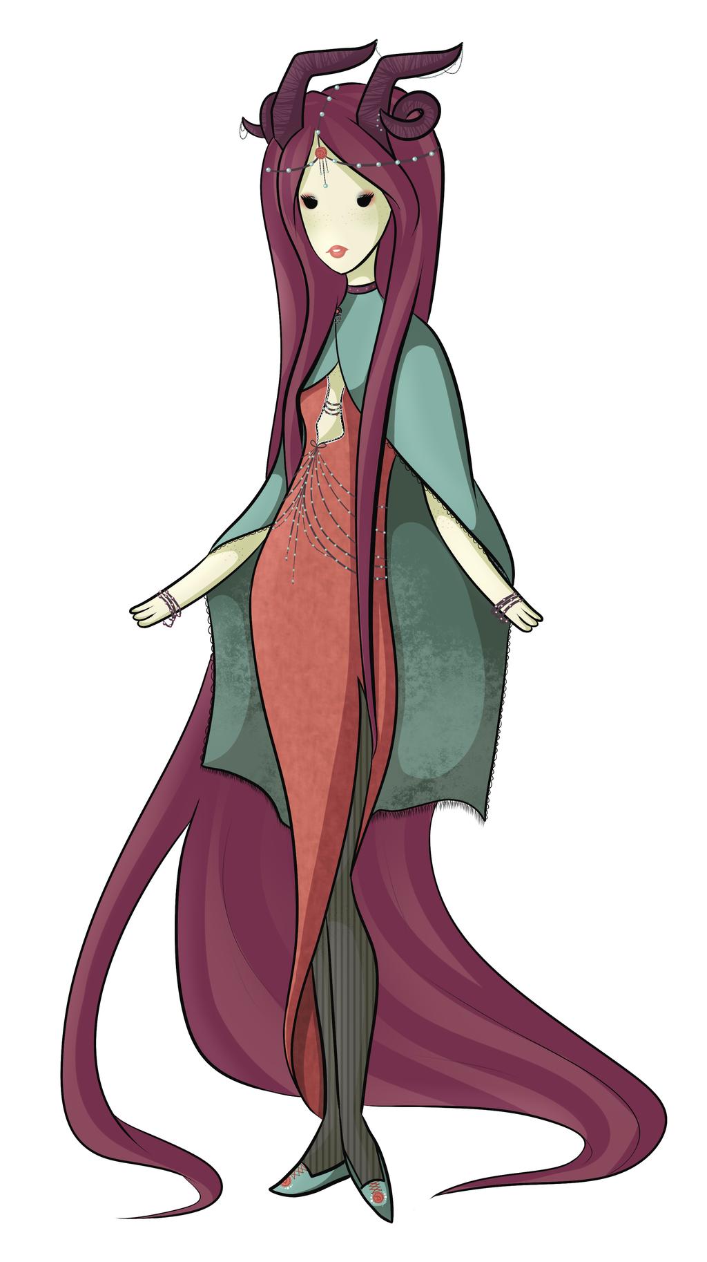 Dragon Princess by funkade