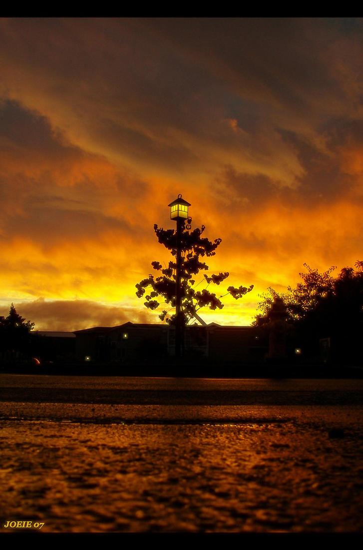 Lantern Light by Jburnstudios