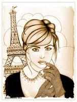 Liza French Parisian by Jburnstudios