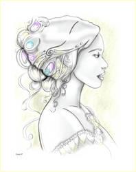 My Lovely Beauty By Jburnstudios by Jburnstudios
