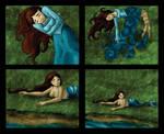 Melusina Storyboard Page 2