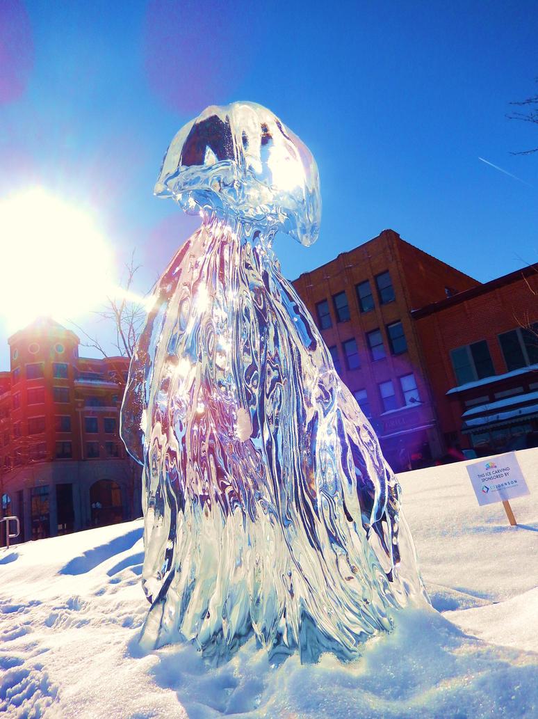 Jellyfish Ice by KiraXAxelXLawlet