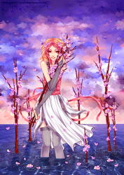 .+::Flowerpetal Sunset::+. by melonjam
