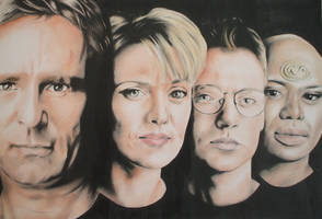 Stargate SG1 by LianneC