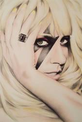 Lady Gaga by LianneC