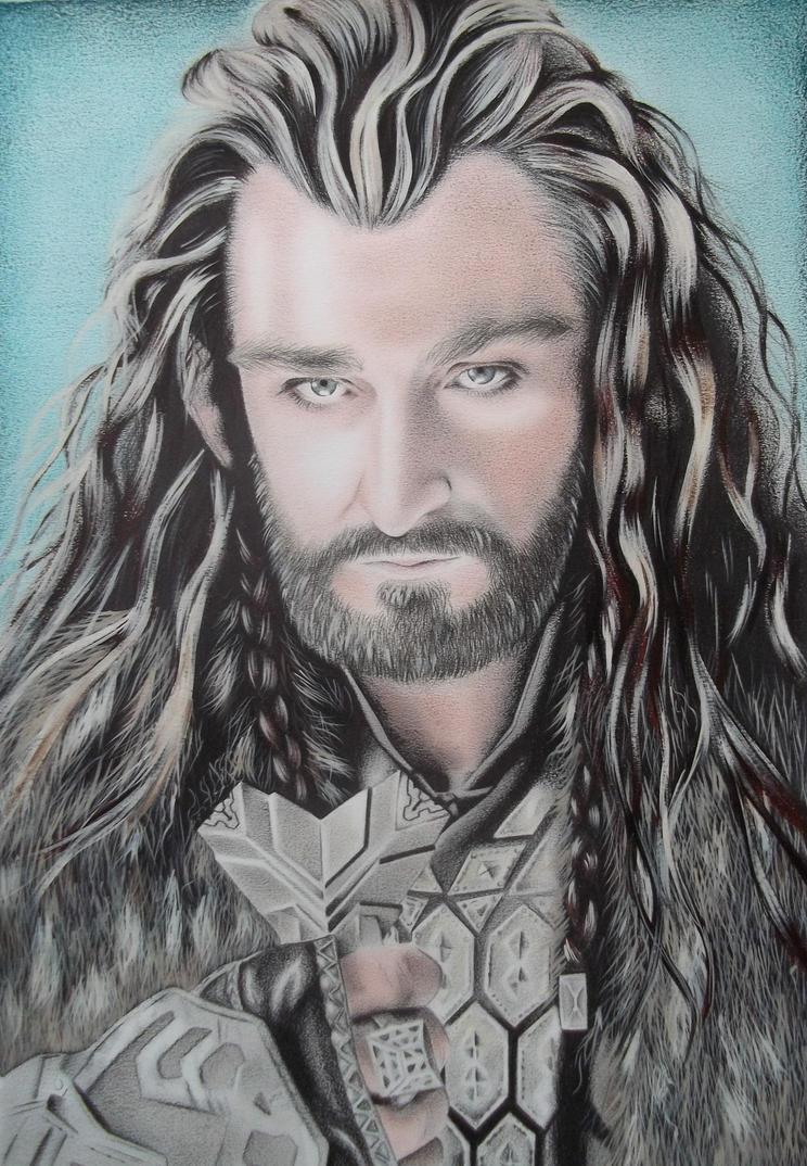 Thorin Oakenshield by LianneC