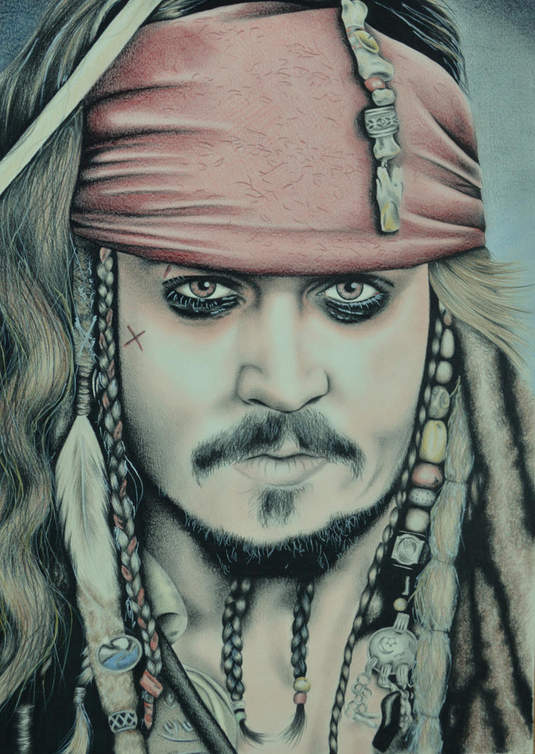 Captain jack sparrow by liannec on deviantart captain jack sparrow by liannec altavistaventures Image collections