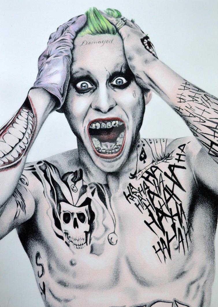 The Joker by LianneC