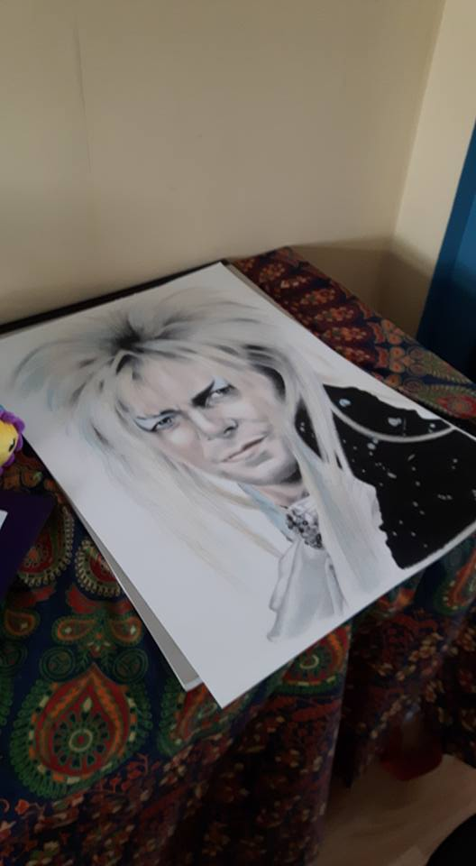 Goblin King W.I.P. by LianneC