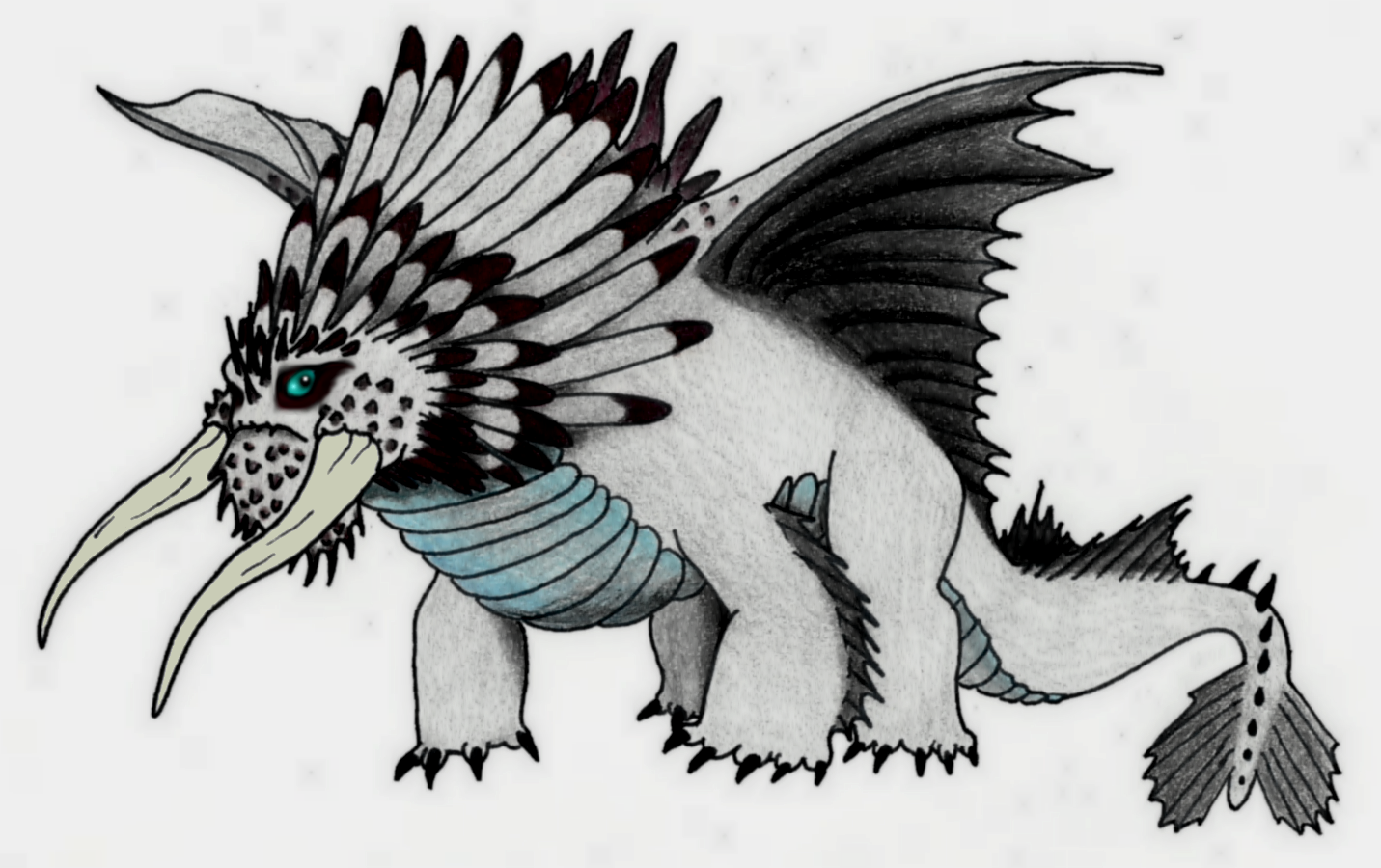 Coloring Pages How To Train Your Dragon : By alexaanime1 on deviantart