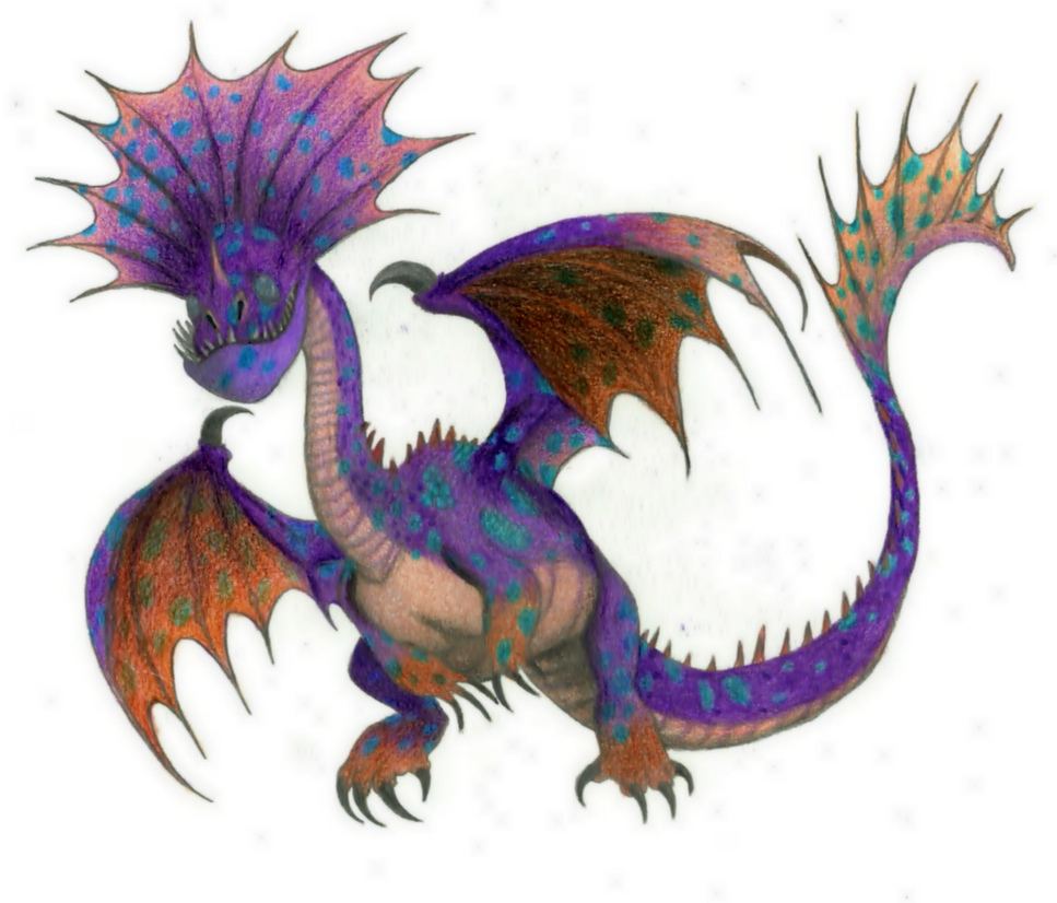 untrainable dragons how to train your dragon
