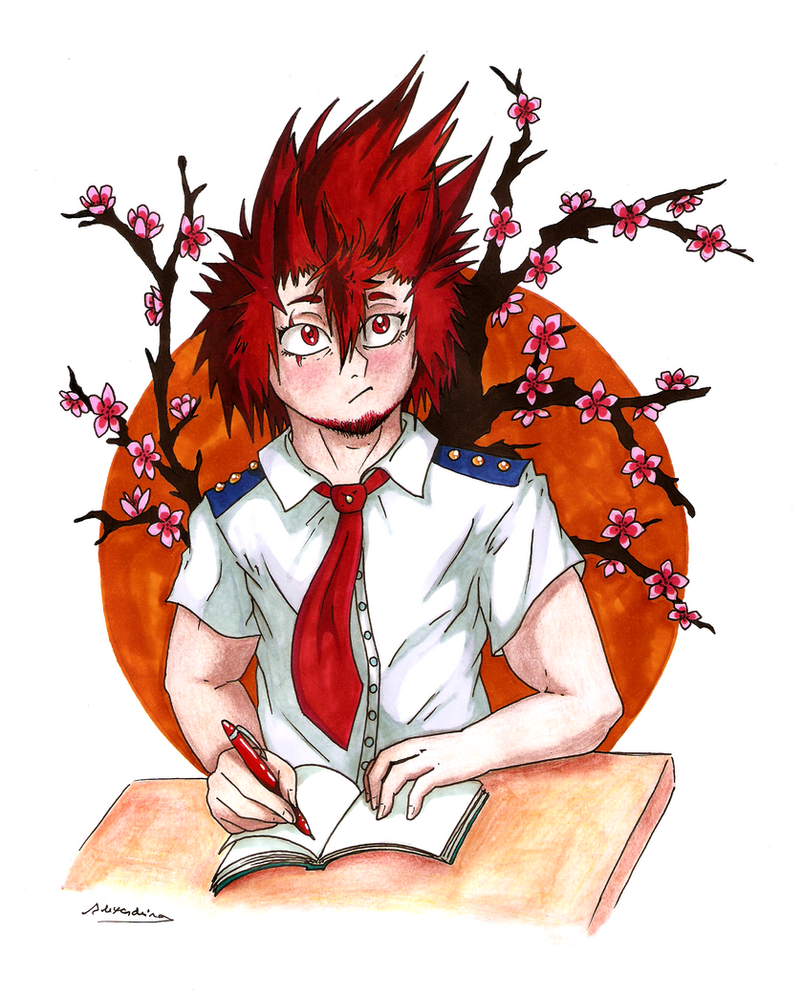 Studying by alexaAnime1