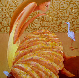 No Egrets by Saliwanchik
